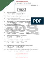 CEEP ModelPaper Chemistry