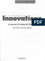 Innovations Elementary Workbook