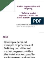 Mohamed Hassan Ahmed Ali-Market Segmentation-Case#18-3 April 2012