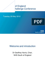 Dementia challenge conference presentations