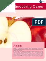 05. Smoothing Apple