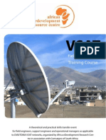 Intensive VSAT Field and WIFI Systems Engineering
