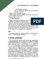 Esprit 2 - 19321101 - L'Action syndicale