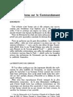 Esprit 2 - 19321101 - Nouvelles notes sur le commandement