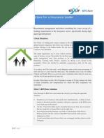 Elixir RPOSure Case Study- Leader in Insurance
