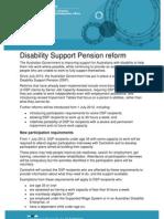 DSP Fact Sheet