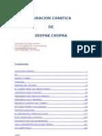 Chopra Deepak - La Curacion Cuantica