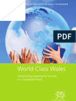 IntEdStrategy Wales Assembly