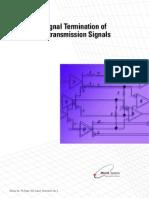 422 Signal Termination