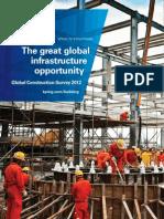 Global Construction Survey 2012