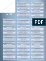 French Football Ligues 1 + 2 | 2012-13 Season Fixtures