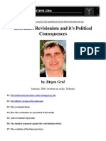 Holocaust Revisionism and Its Political Consequences Jurgen Graf