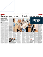 Beaten and Shot...Life in Our Prison_Carolyn Raphaely_TheStar_3July2012