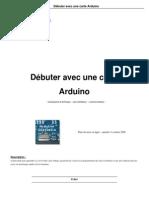 Debuter Avec Une Carte Arduino
