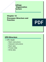06 Processor Structure and Function