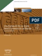 Una Evaluacion de La Ayuda Para El Comercio en La Practica Lecciones Del Peru2