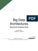 Big Data Architectures-Beyond Hadoop