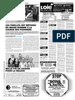 Petites annonces et offres d'emploi du Journal L'Oie Blanche du 4 juillet 2012