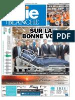 Journal L'Oie Blanche du 4 juillet 2012