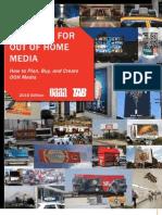 Planning for OOH Media