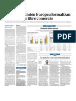 Tratado Libre Comercio Peru Europa