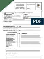 CEX-FO-323-010 Historia Clinica Odontopediatria