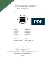 Laporan Farmasetika 2A