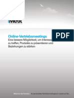 iMeet Online VertriebsMeetings