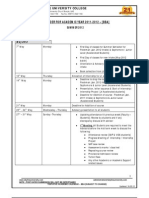 Academic Calendar - Ug