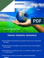 Natural Calamities
