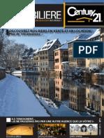 Magazine CENTURY 21 Mulhouse - hiver 2012
