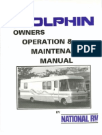 1996 Dolphin Owners Manual 1 of 2