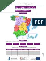 Ejercicios de historia de España (OJH)