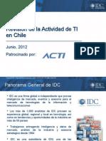 ACTI Indicador Actividad TI en Chile 2011_27!06!12