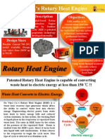 ROTARY HEAT ENGINE Product Information May 2009 Ver.9R (English)