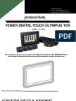 Feniex Digital Touch Olympus 16x