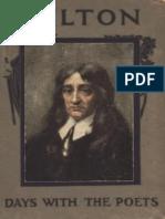 A Day With John Milton by May Clarissa Gillington Byron
