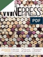 Long Island Wine Press — Summer 2012
