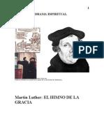 Lutero (Su Drama Espiritual)