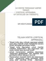 Telaah Kritis Terhadap Aspek Terapi-edited (1)
