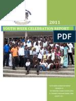 St. Sephen AYPA 2011 Youth Week - Full Report