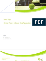 White Paper Data Aggregation