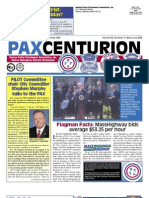 Pax Centurion - May/June 2009