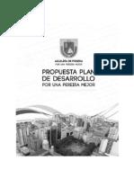 Plan de Desarrollo Pereira