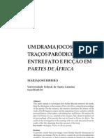 Partes de África. 3