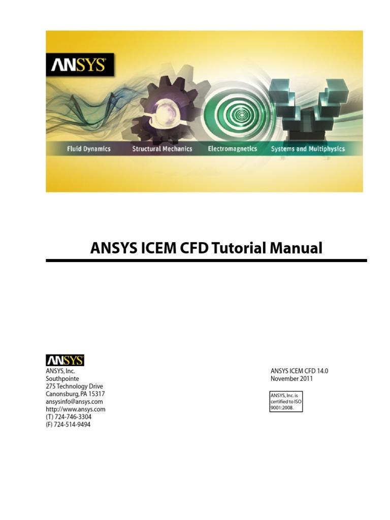 Ansys icem cfd 10.0 manual