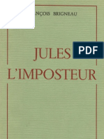 96315074 Jules l Imposteur Fr Brigneau 1981