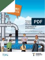 Transparencia en los recursos de las industrias extractivas del Ecuador