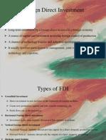 Fdi & Fii Ppt 2003 Format