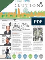 Publicación de la 3ª Cumbre Mundial de Ciudades - Singapur